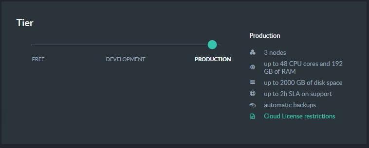 """Production Tier"""