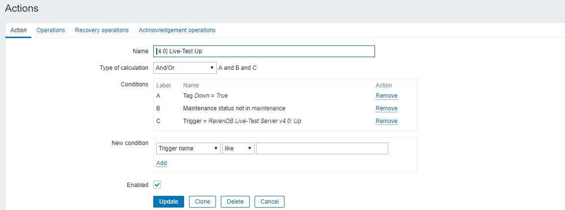 Monitoring: How to Setup Zabbix Monitoring   RavenDB 4 2