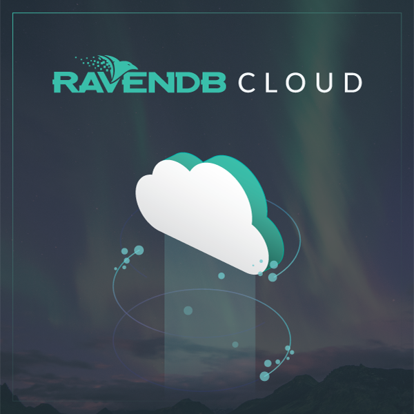RavenDB Cloud Banner
