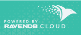RavenDB Cloud Color Badge