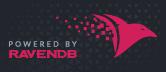 RavenDB Dark Badge