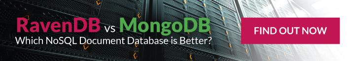 RavenDB vs MongoDB banner