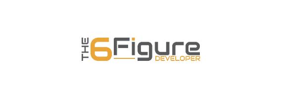 The 6 Figure Developer Logo
